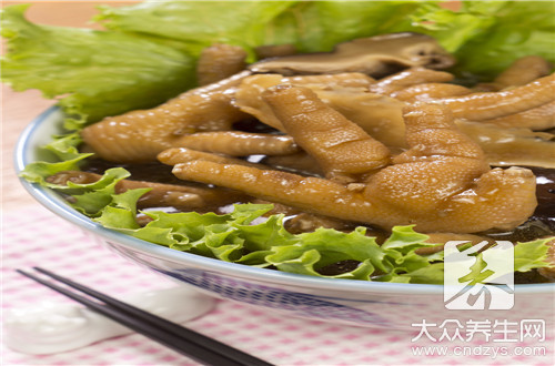 【怎样煮鸡爪好吃又简单】_煮鸡爪_怎么做_味道好-大众养生网